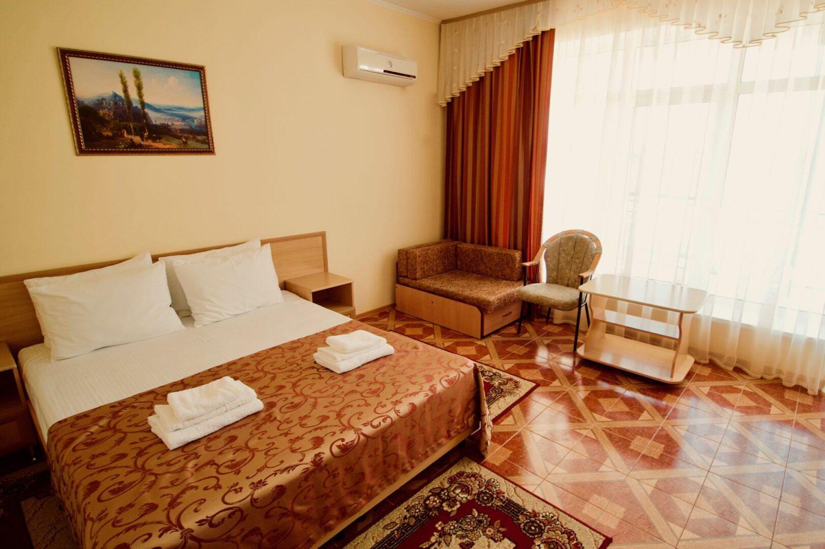 Отель Серенити